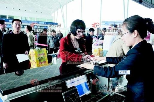 乌鲁木齐国际机场T3航站楼启用首日平稳顺利