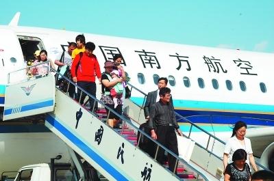 佳木斯—首尔航班6月5日开通 首航航班爆满