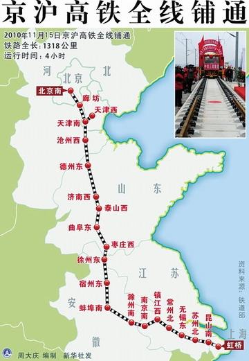 """高铁与民航抢食 1200公里成胜负""""临界点"""""""