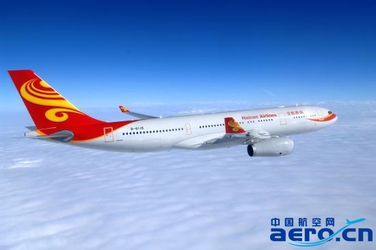 海南航空开通重庆直飞罗马航线