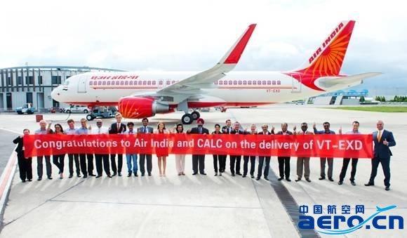 中国最大的独立经营性飞机租赁商——中国飞机租赁集团控股有限公司(简称:于2015年9月15日在法国图卢兹空客基地顺利向印度航空有限公司(简称「印度航空」) 交付第四架全新A320飞机。至今,中国飞机租赁的机队规模已扩展至55架飞机。 此次交付为中国飞机租赁与印度航空签订五架全新A320飞机租赁协议的第四架,租赁协议为期12年。首三架A320飞机已分别于2015年2月、7月及8月成功交付,余下的一架飞机将于今年内完成交付。 交付的飞机为77吨的最大起飞全重,具备RNP AR运行能力