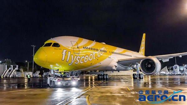 酷航,虎航携手运营广州-新加坡直飞航线
