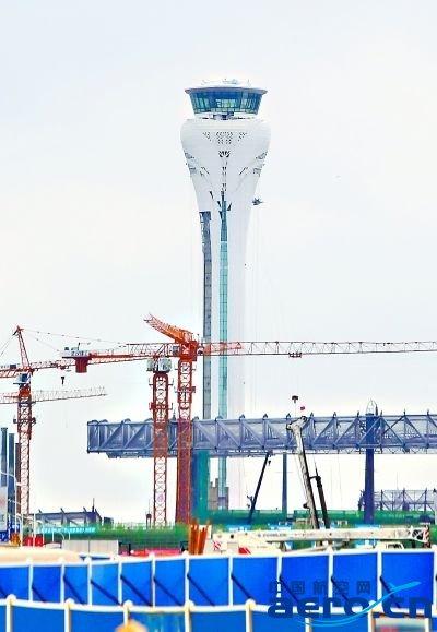 武汉天河机场6月启用第2跑道 现国内最高塔台
