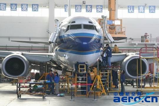 南航新疆飞机维修基地:让程序规章成为我们的护身符
