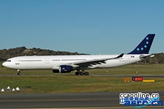 葡萄牙hi fly航空订购2架空客a330飞机